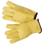 [DEMO] Maxam Solid Genuine Leather Work and Driving Gloves